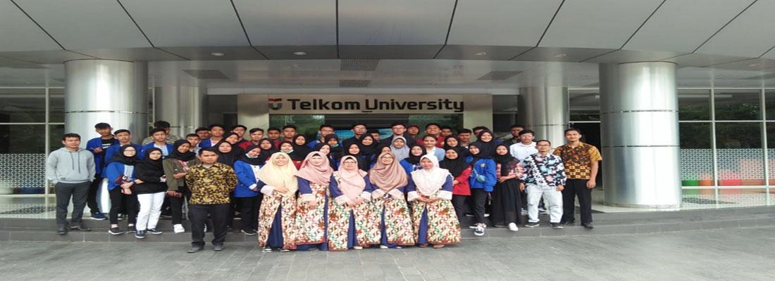 Visit Campus Telkom University