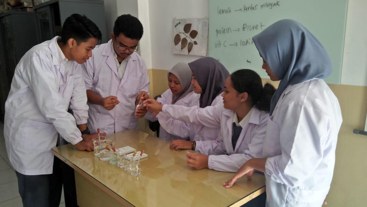 Praktek Sains