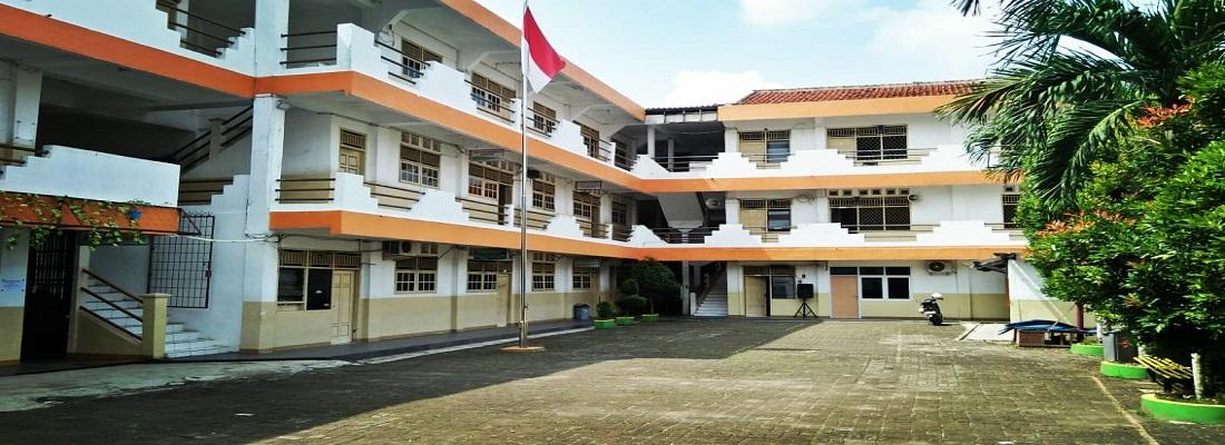 Gedung SMA Informatika Kota Serang
