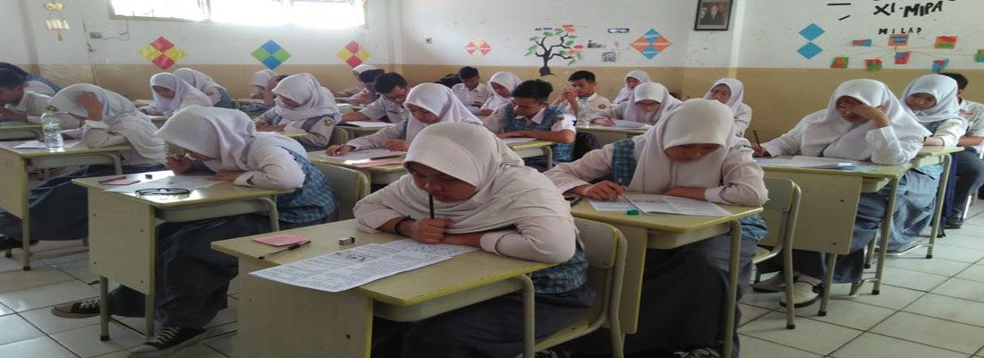 Proses KBM SMA Informatika