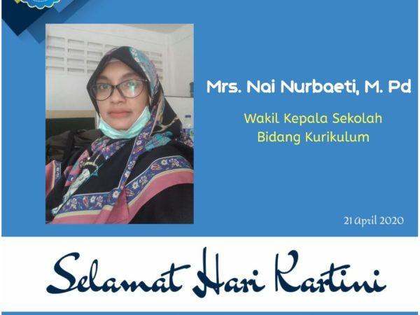 """""""Menjadi Kartini From Home di Tengah Pandemik Covid-19"""""""